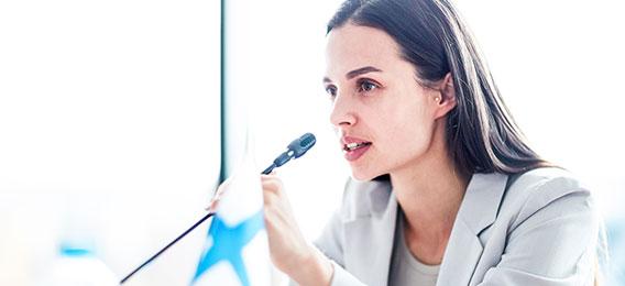 Kommunikation, Gesprächsführung und Präsentationen